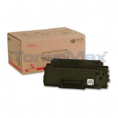 XEROX PHASER 3450 PRINT CARTRIDGE BLACK 10K